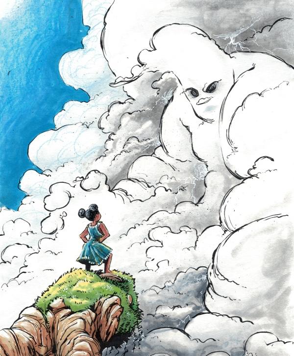 Giant Storm