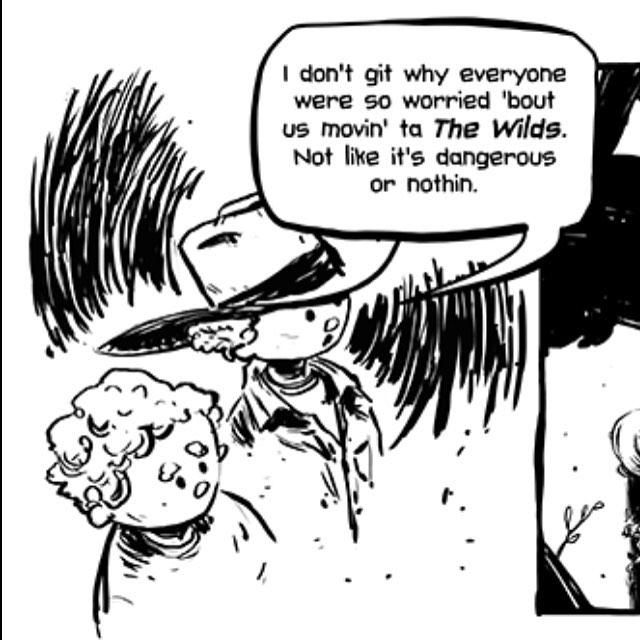Webcomic Wednesday: Worried